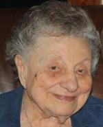 Irene Marie Cech Memorial