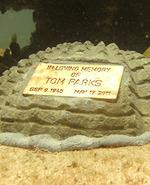 Thomas Parks Memorial