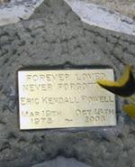 Eric Kendall Powell Memorial