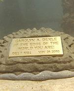 Carolyn A Deckle Memorial