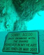 Sotero Sonny Acedo Memorial