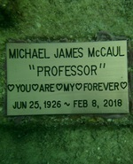 Michael James Mc Caul Memorial